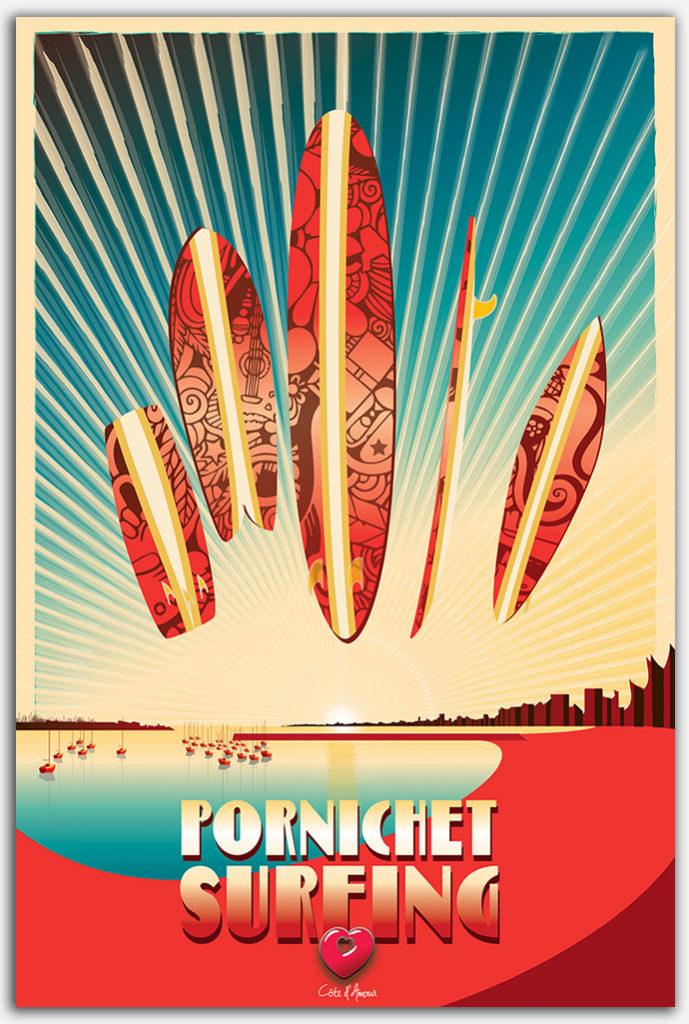 PORNICHET SURFING
