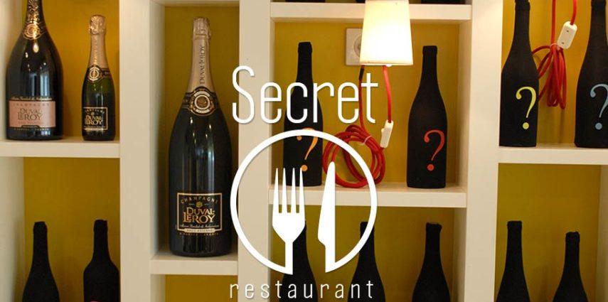Restaurant Le Secret Pornichet