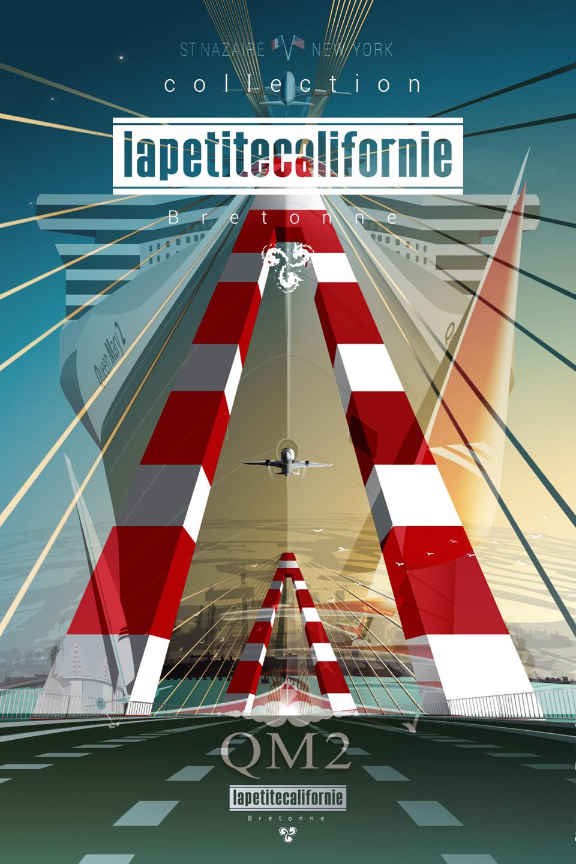 Collection LA PETITE CALIFORNIE BRETONNE