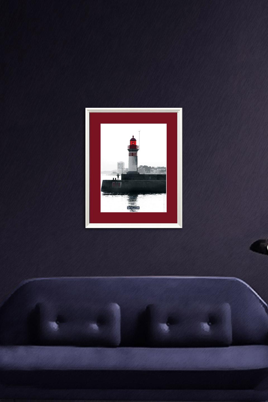 Affiche port de St-Nazaire