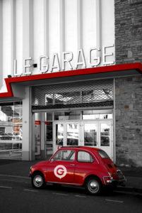 SHOWROOM Paradiseisnotlost Le Garage