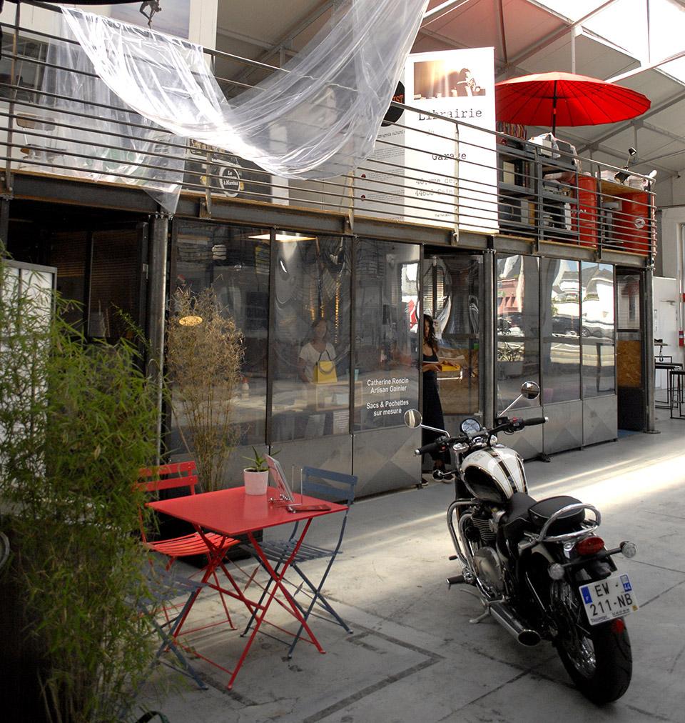 Au Garage à Saint-Nazaire