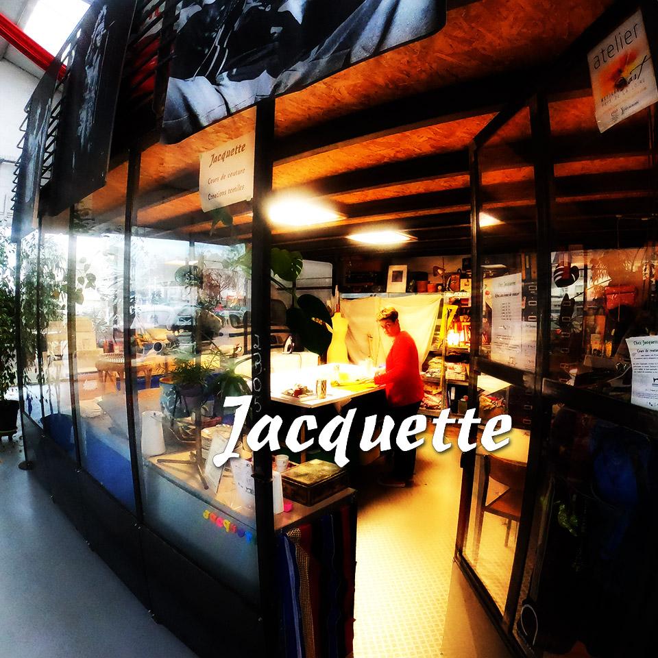 JACQUETTE Couture