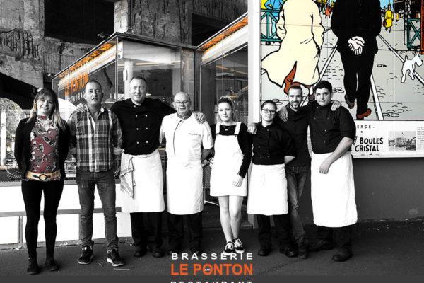 Restaurant Le Ponton saint-Nazaire