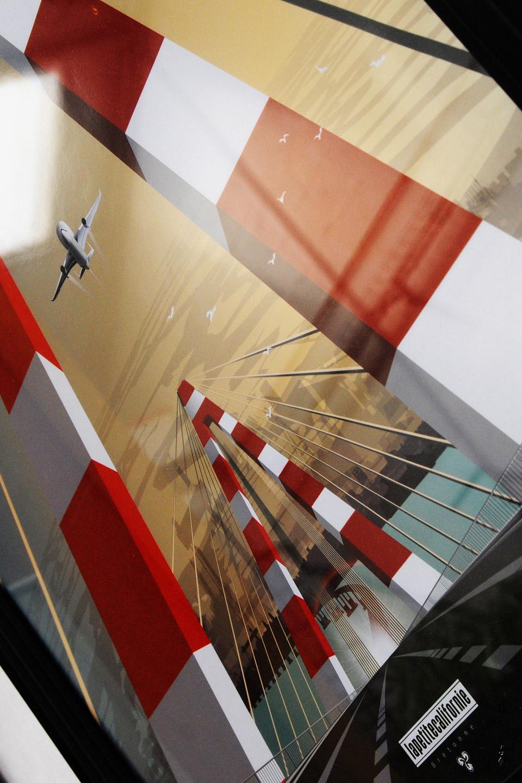 Affiches Pont de Saint-Nazaire Beluga XL