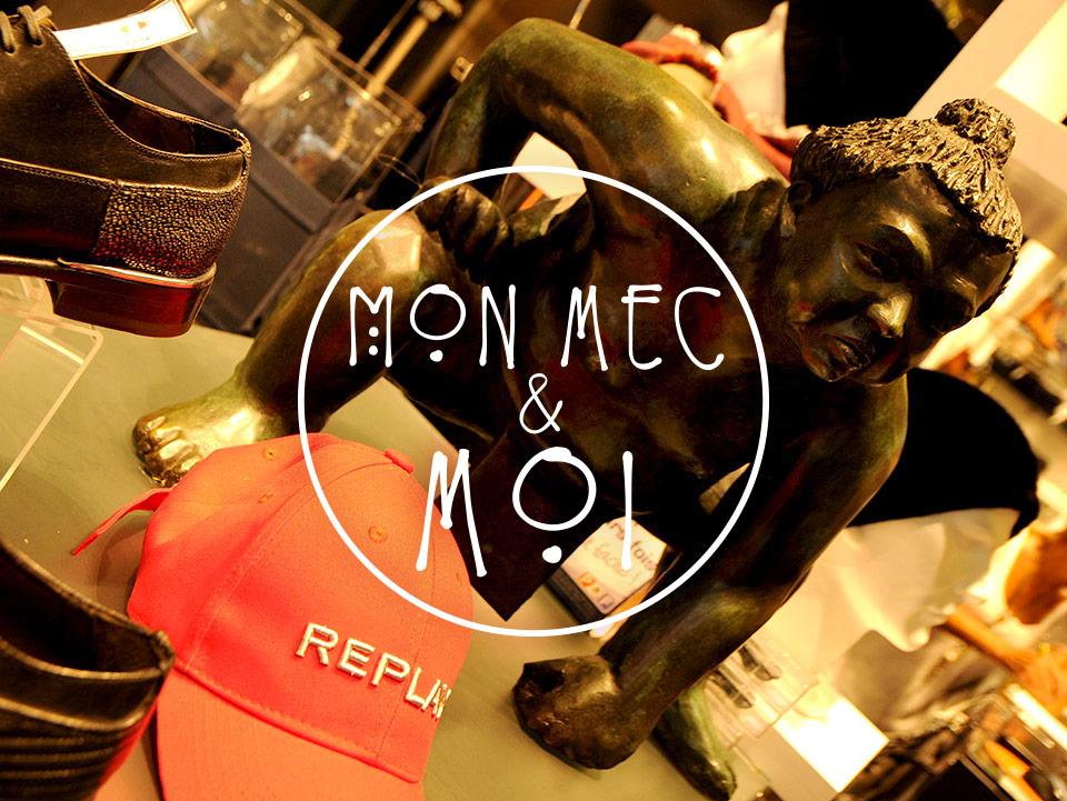 Boutique Homme La Baule MON MEC & MOI
