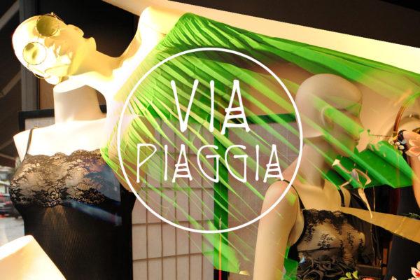 VIA PIAGGIA Boutique Prêt à porter Femme La Baule