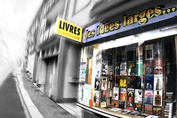 Les idées larges - Bouquiniste Saint-Nazaire
