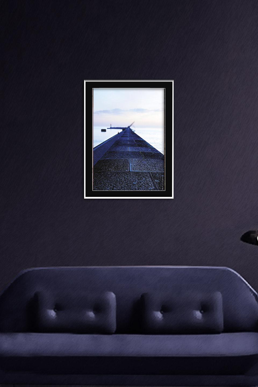 Affiche Digital Symbolic Design collection Sud Bretagne