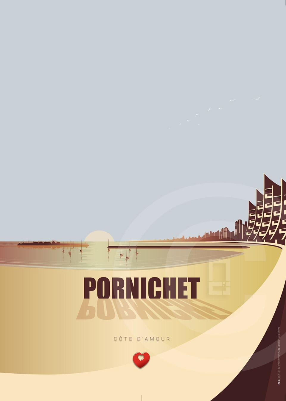 Affiche Pornichet 2020