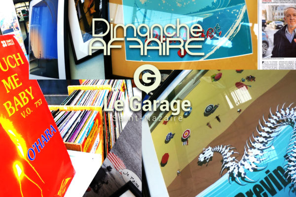 Dimanches AF-FAIRE au Garage Saint-Nazaire