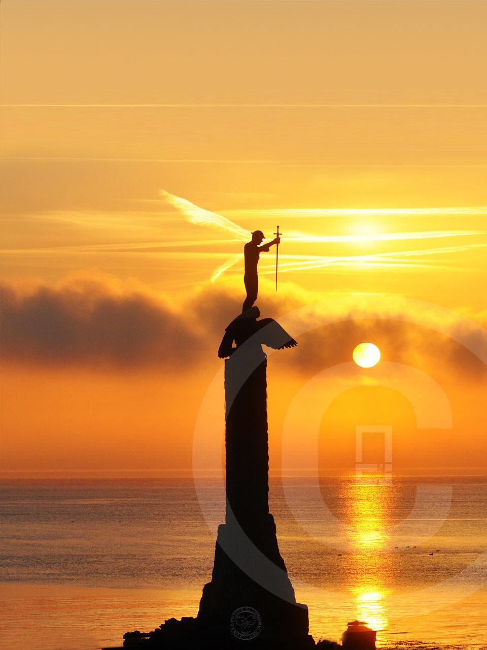 Affiche Archange Saint-Nazaire 2021