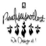 Paradiseisnotlost, we design it!