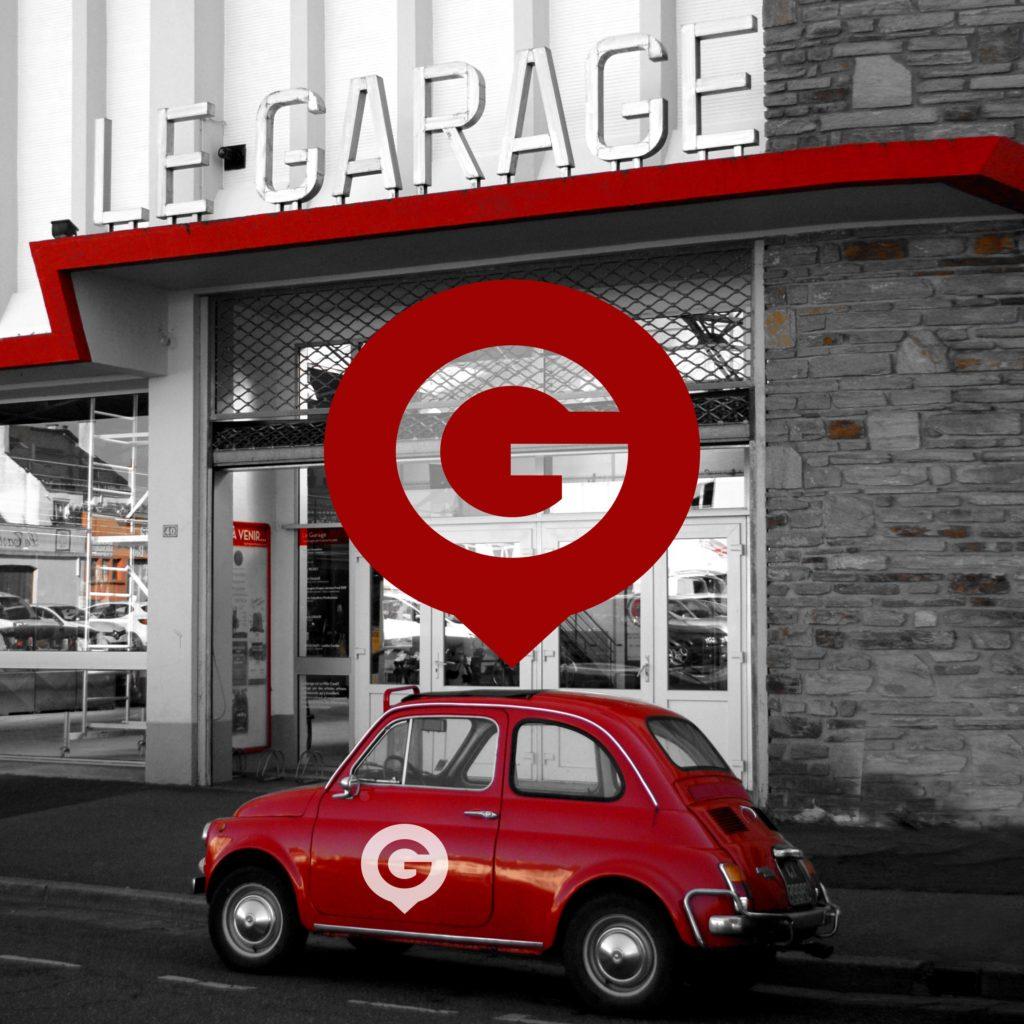 le garage st nazaire point g de la cr ativit en petite californie bzh. Black Bedroom Furniture Sets. Home Design Ideas
